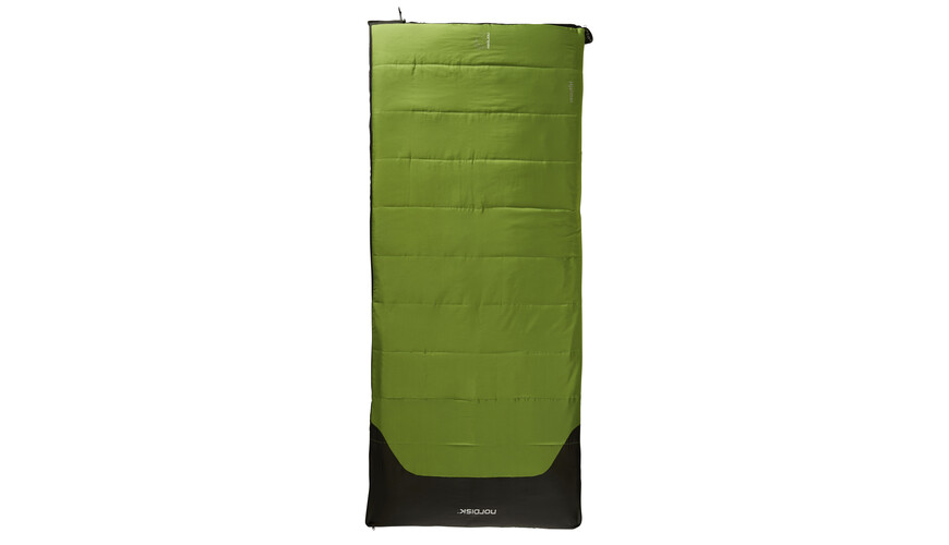 Nordisk Hjalmar +10° Sleeping Bag XL peridot green/black